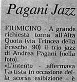 Fiumicino Oggi - 28 Maggio 2004