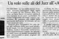 Fiumicino Oggi - 9 Maggio 2004