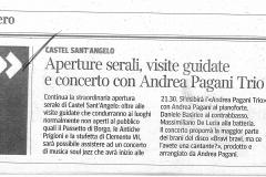 Corriere della sera 28 Agosto 2012