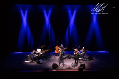 """Andrea Pagani """"Blue"""" Quintet"""